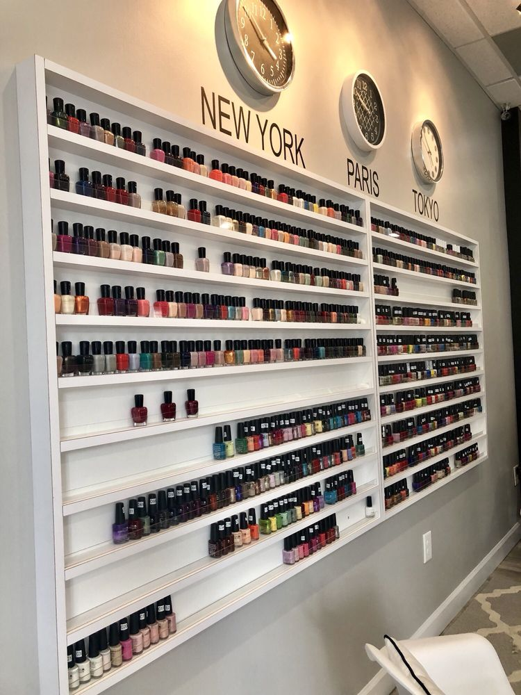 UrbanChic Nailbar: 2110 Werrington Dr, Holly Springs, NC