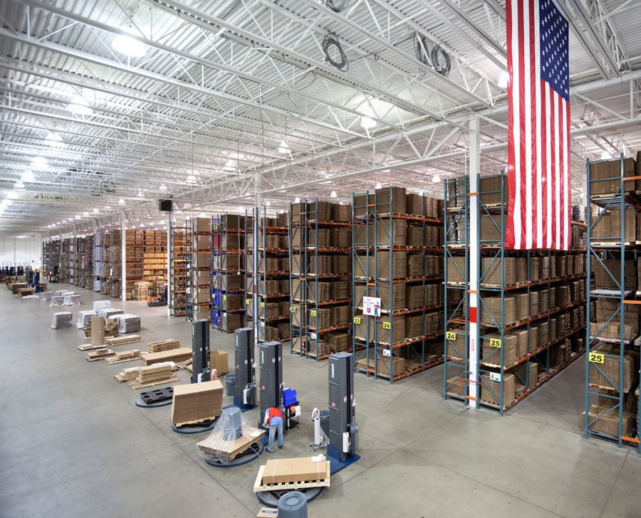 Uline Shipping Supplies: 700 Uline Way, Allentown, PA