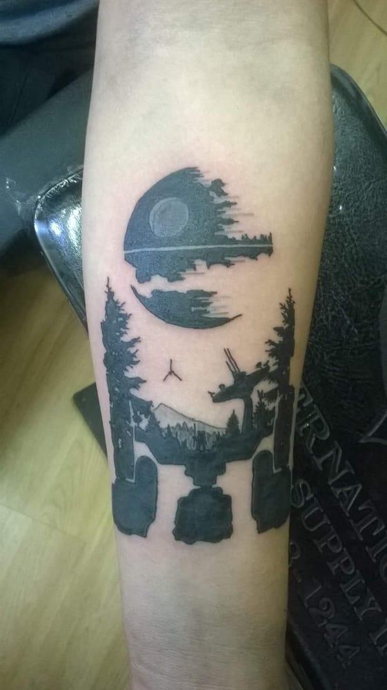 Precision body art tattoo parlours 8268 e 71st st for Tattoos in tulsa