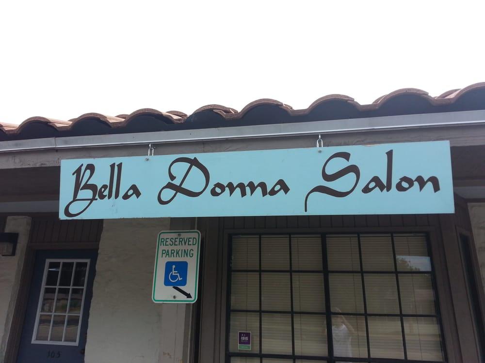 Bella donna salon yelp for Bella salon austin