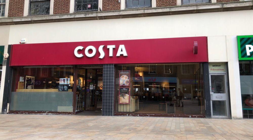 Costa Coffee: Unit 5, Hull, KHL