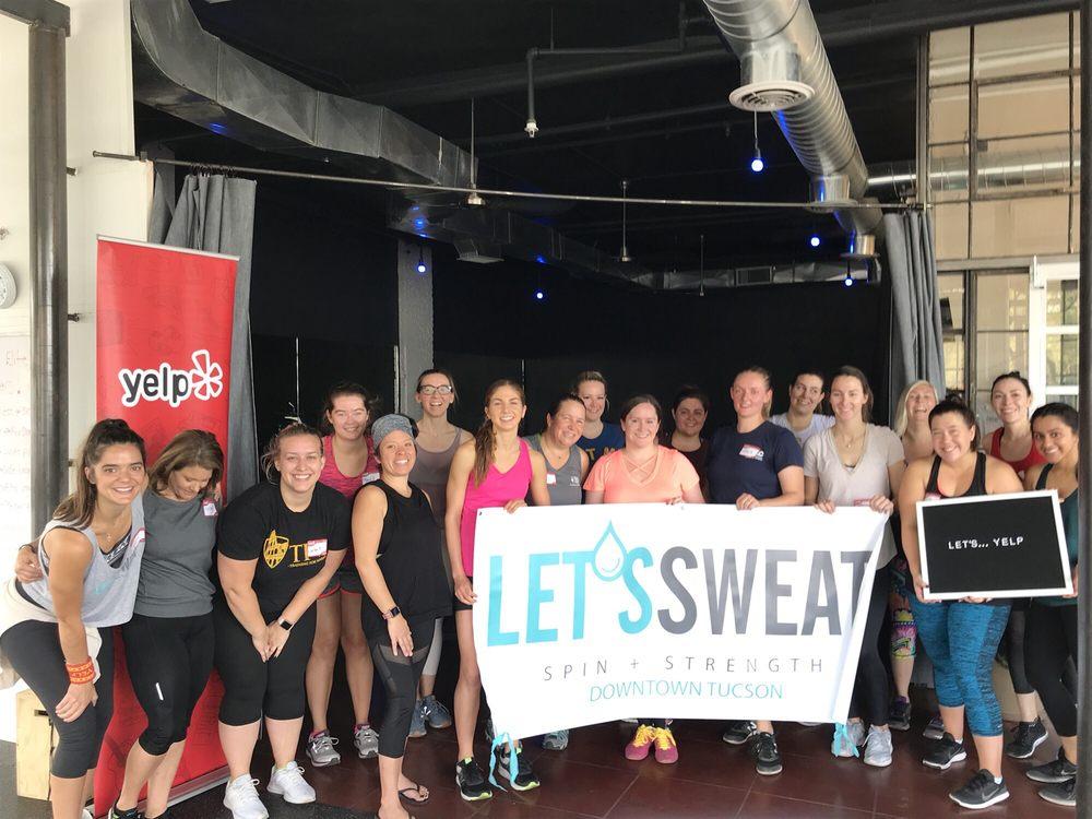 Let's Sweat