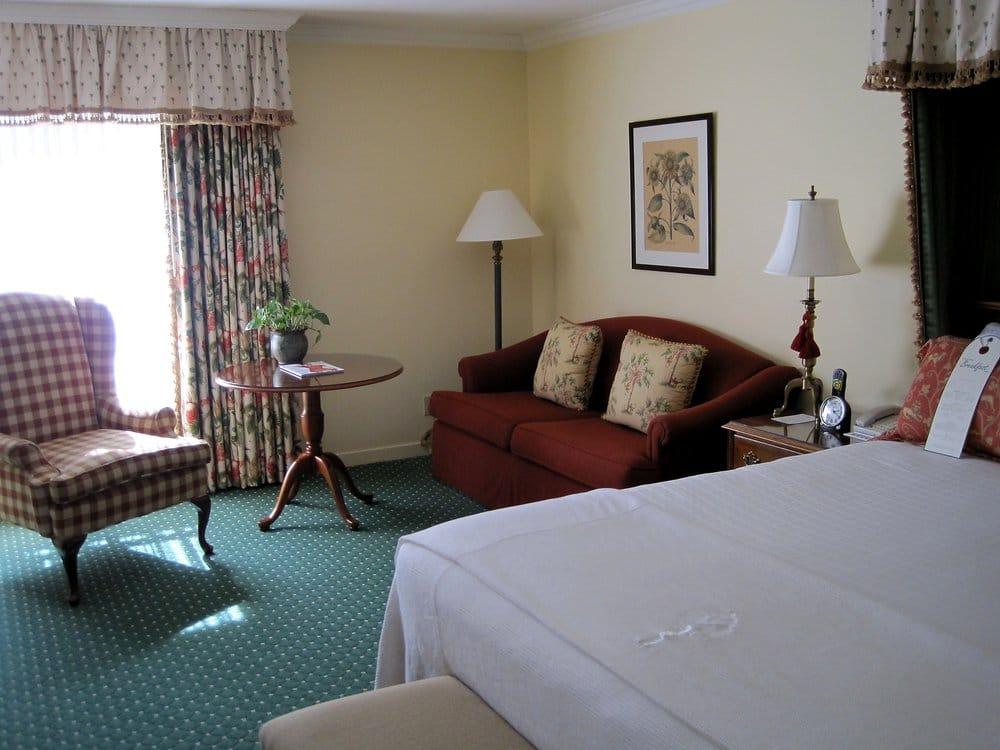 Stanford Park Hotel Menlo Park Ca United States