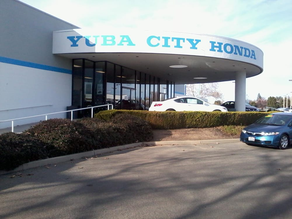 Yuba City Honda Dealership - Yelp