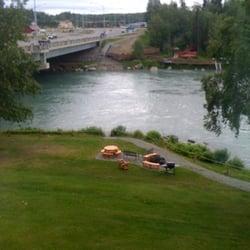 Photo Of Kenai River Lodge Soldotna Ak United States View From Room