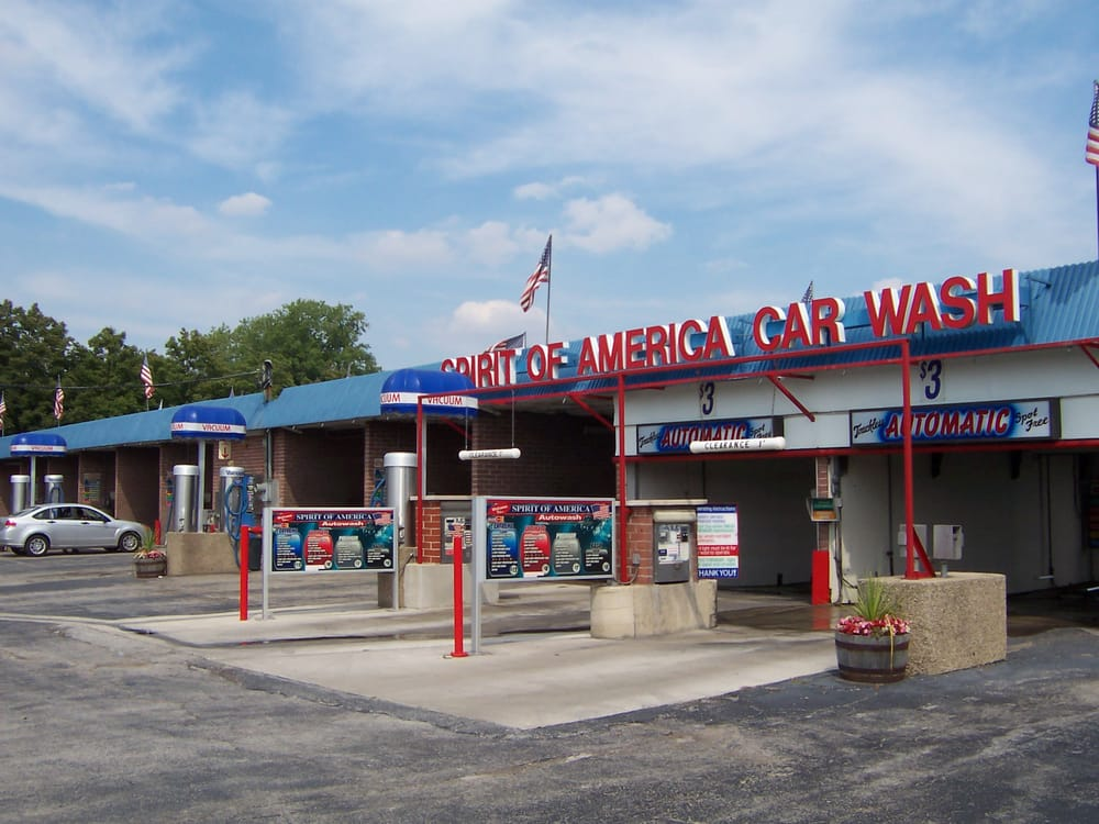 spirit of america car wash 15 photos 11 reviews car wash 1308 ogden ave downers grove. Black Bedroom Furniture Sets. Home Design Ideas