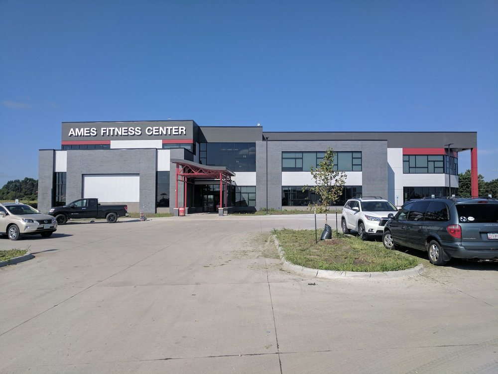 Ames Fitness Center- South: 3600 University Blvd, Ames, IA