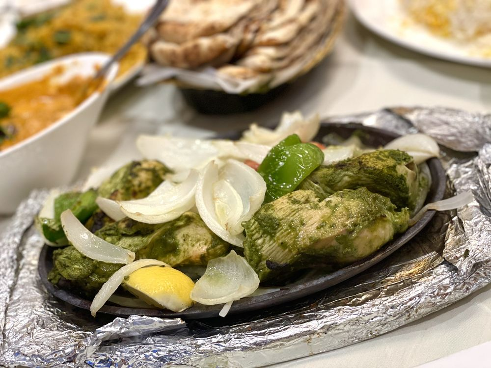 Kadhai Boutique Indian Cuisine: 7905 Norfolk Ave, Bethesda, MD