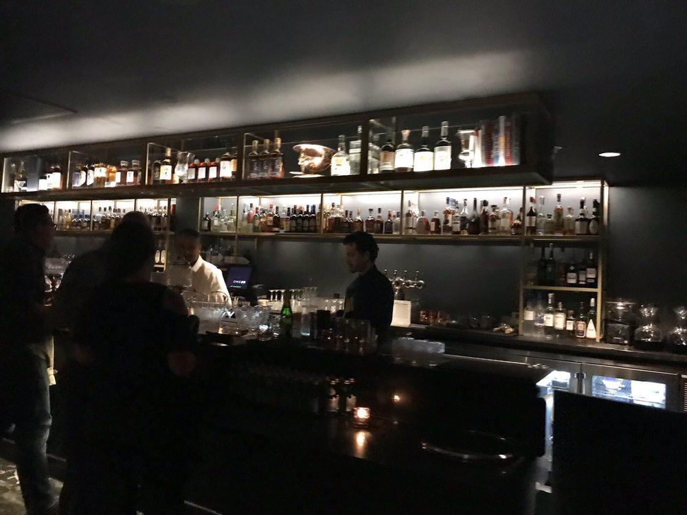 ELEMENTS Bar & Lounge: 165 O'Farrell St, San Francisco, CA