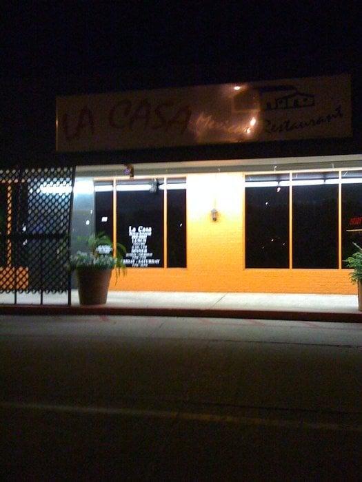 La Casa Mexican Restaurant: 13990 W Main St, Larose, LA