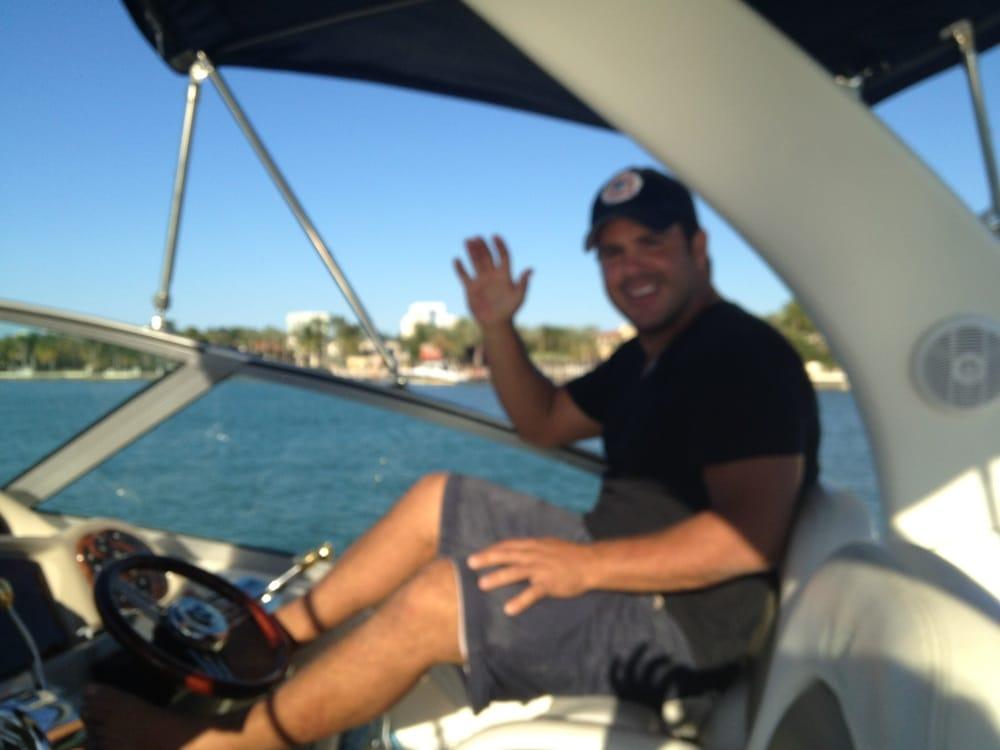 Boat Rental Miami: 401 Biscayne Blvd, Miami, FL