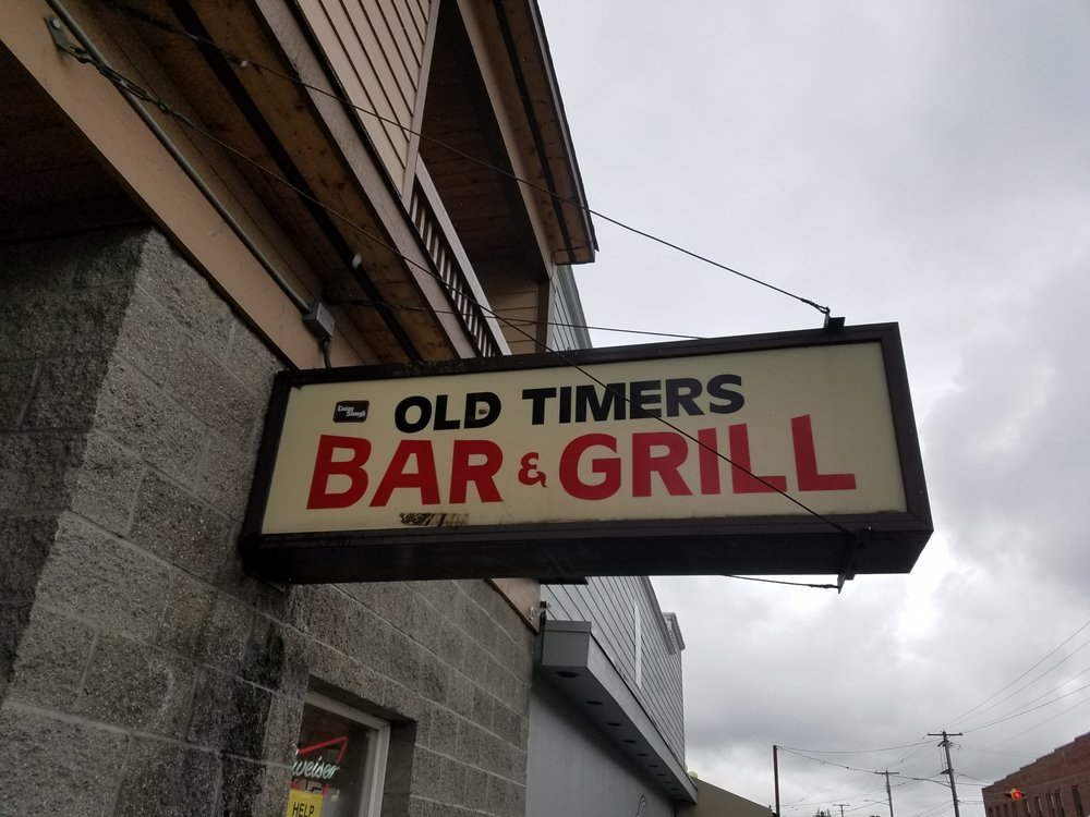Old Timers Inn: 219 State St, Sedro Woolley, WA