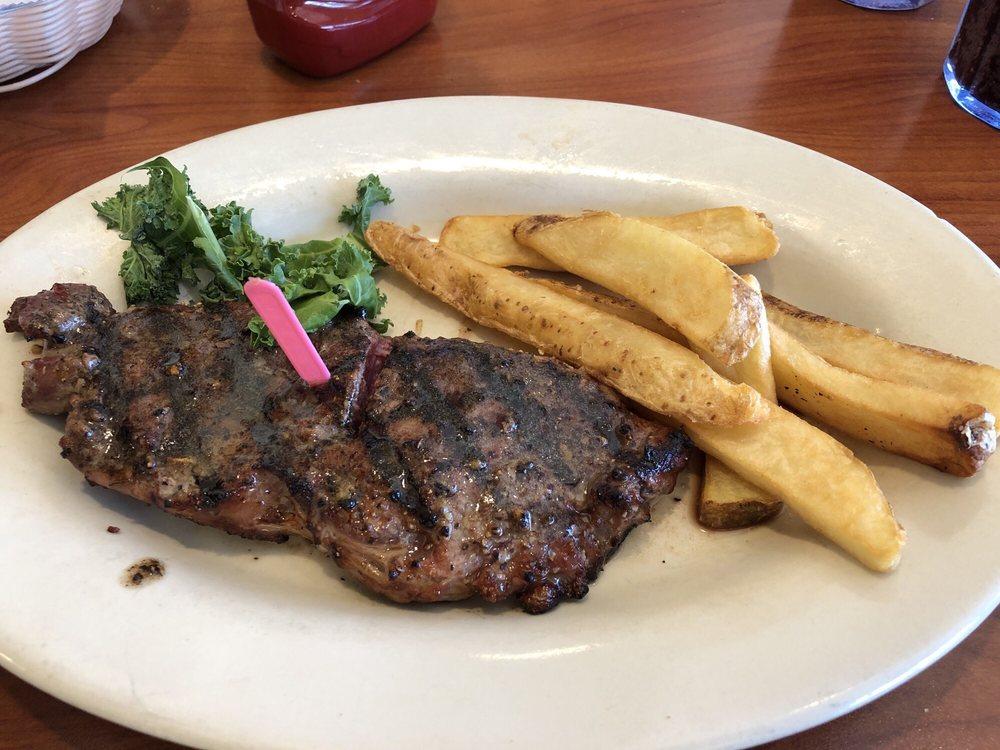 Ponderosa Steak House