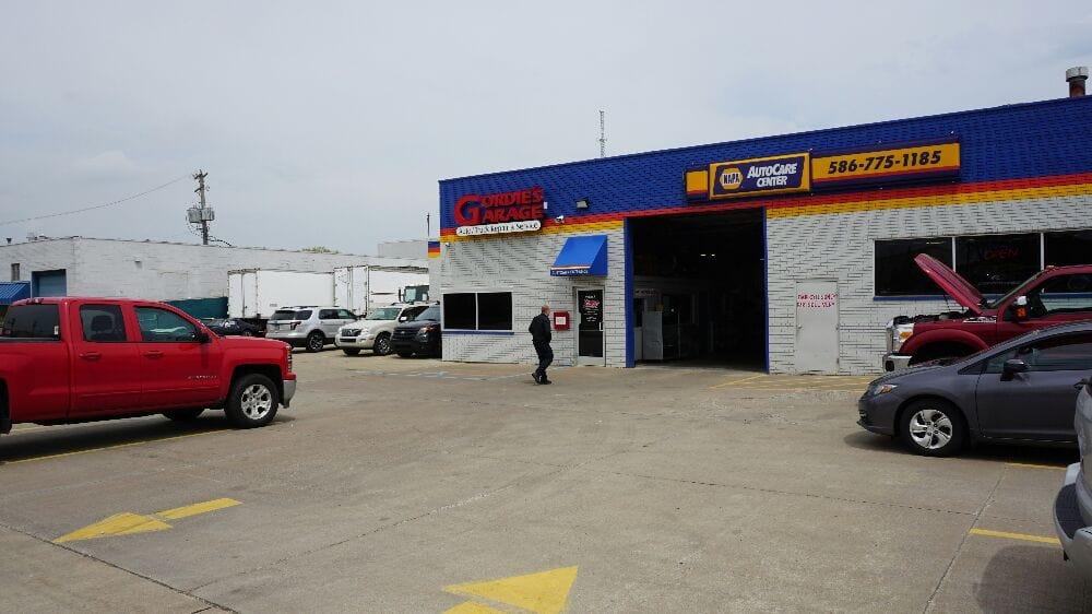 Gordie S Garage Auto Repair 29046 Calahan Rd