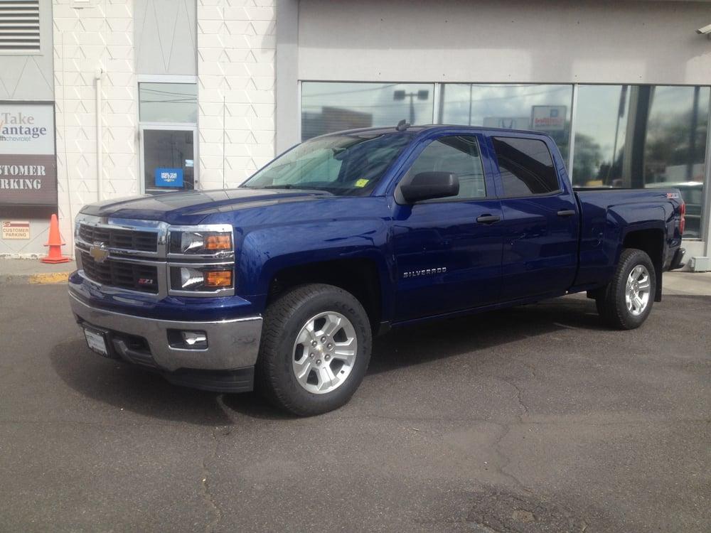 Smith Chevrolet Idaho Falls >> New Chevrolet Silverado Yelp