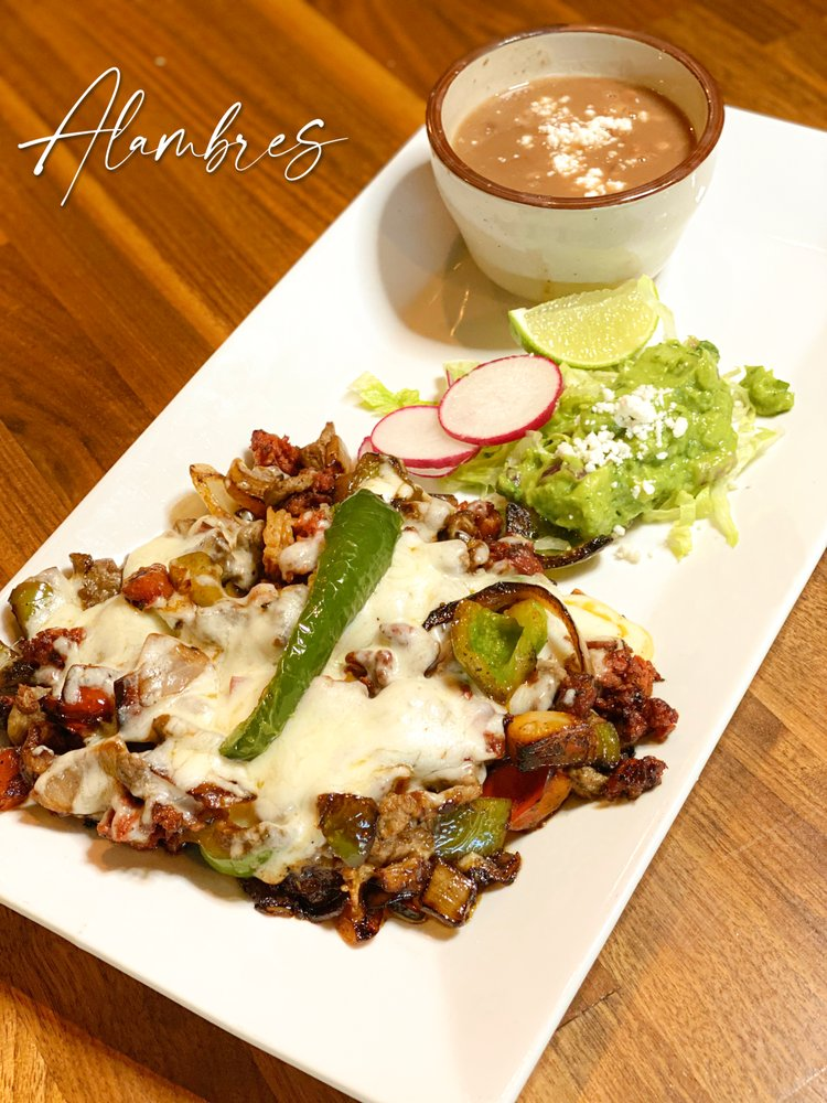 Food from Sabor A México