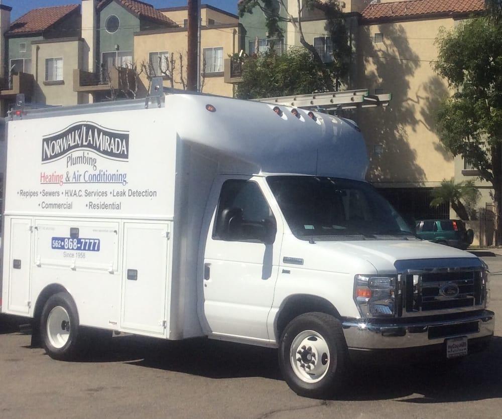 Norwalk-La Mirada Plumbing Heating & Air Conditioning - 25 Photos & 138  Reviews - Plumbing - 11661 Firestone Blvd, Norwalk, CA - Phone Number -  Services - ...