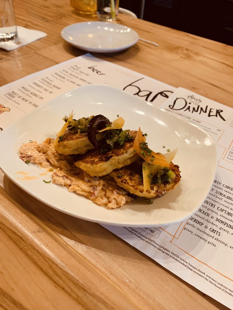 Food from Plum Southern Kitchen & Bar