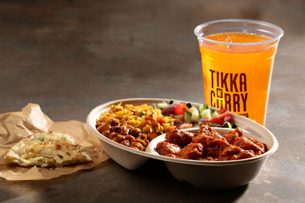 Tikka N' Curry