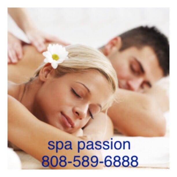 Spa Passion Massage Waikiki Hawaii