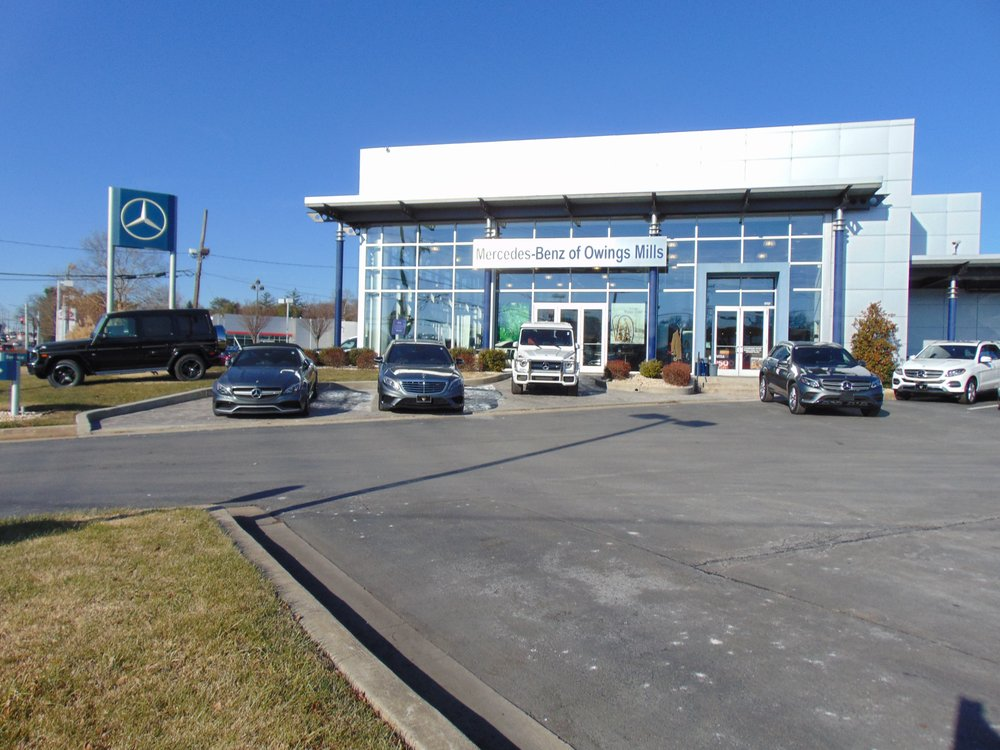 Mercedes benz of owings mills 20 reviews car dealers for Owings mills mercedes benz