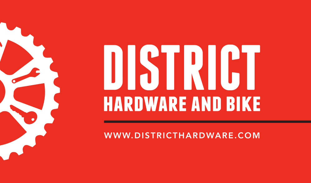 District Hardware and Bike