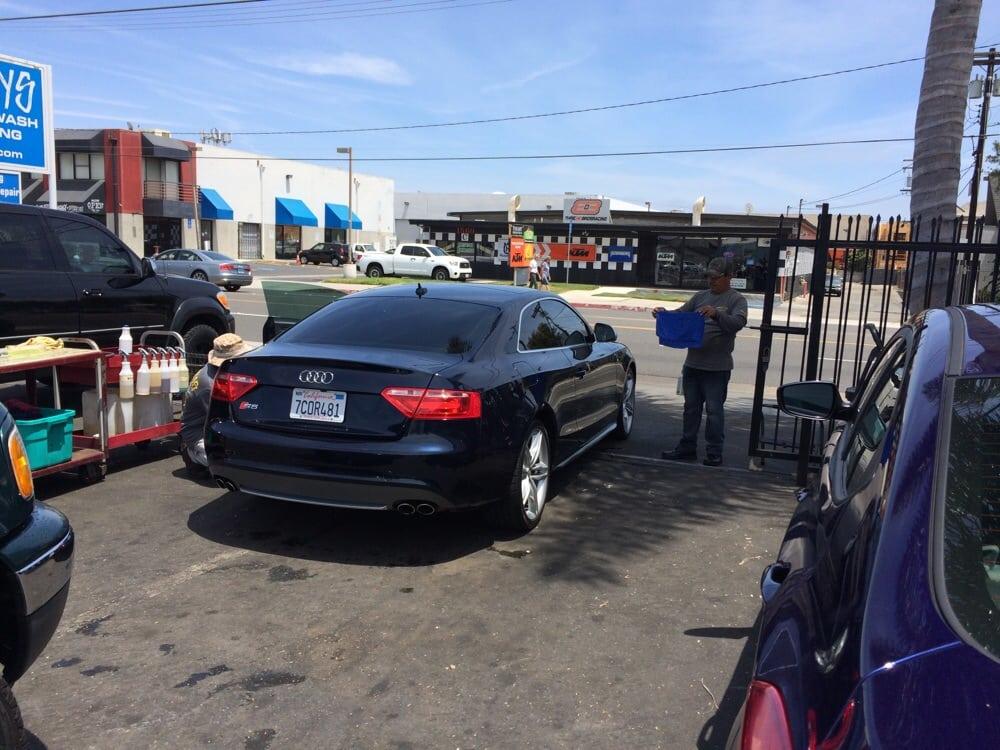 Hand Car Wash Near Irvine