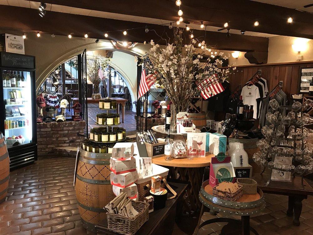 Parducci Wine Cellars: 501 Parducci Rd, Ukiah, CA