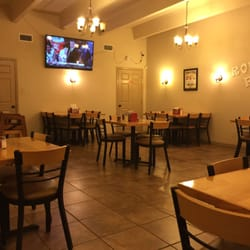 Photo Of Roma S Pizza Prairieville La United States Dining Area