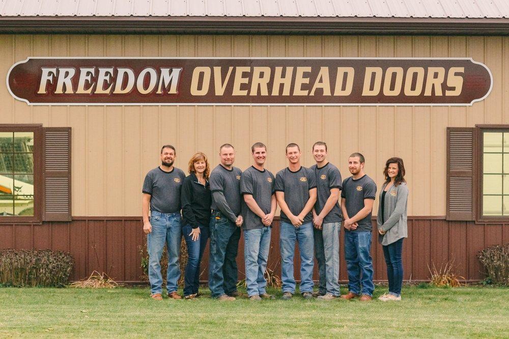 Freedom Overhead Doors: W2090 Tear Drop Ln, Freedom, WI