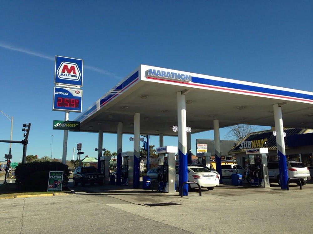 Gas Stations Near Me >> Marathon Gas Station - Gas Stations - 3586 W US Hwy 90, Lake City, FL, United States - Yelp
