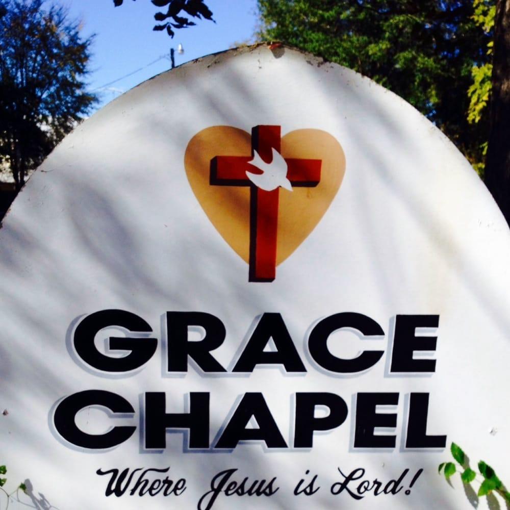 Grace Chapel: 118 Jordan St, Robeline, LA