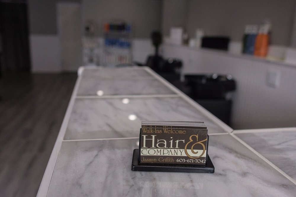Hair & Company: 410 Central St, Franklin, NH