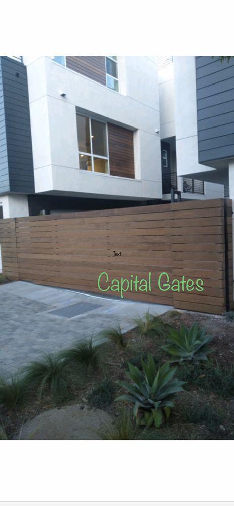 Capital Garage Door & Gate Repair
