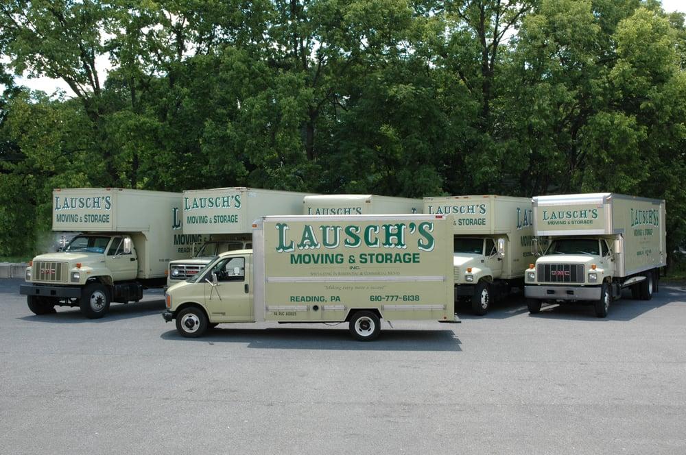 Lauschu0027s Moving U0026 Storage Inc   Movers   330 N Wyomissing Ave, Shillington,  PA   Phone Number   Yelp