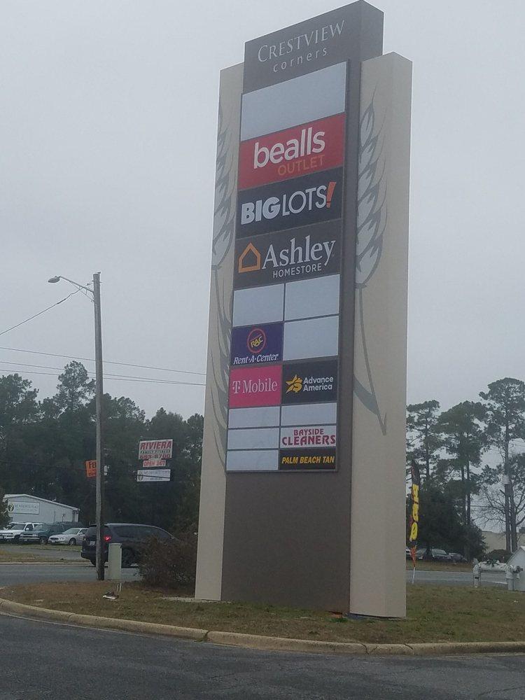 Crestview Corners: 2535 S Ferdon Blvd, Crestview, FL