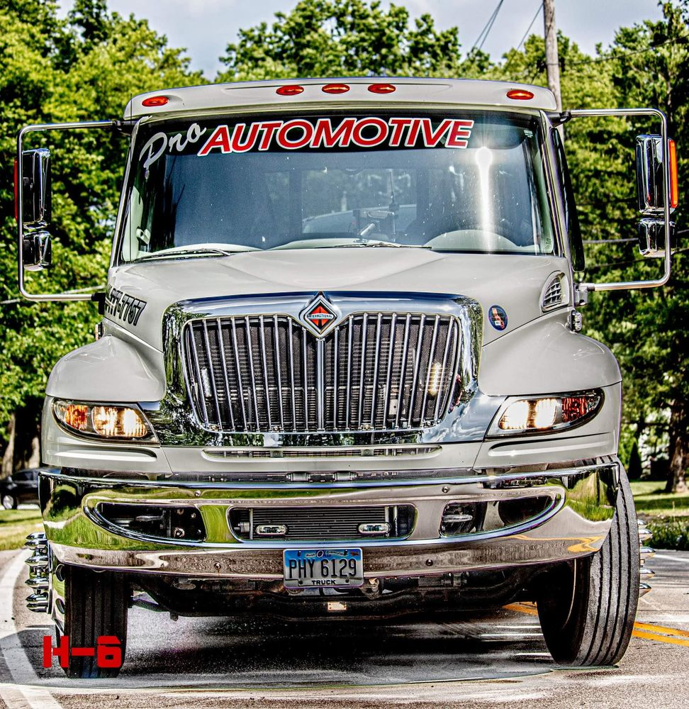 Towing business in Grafton, OH