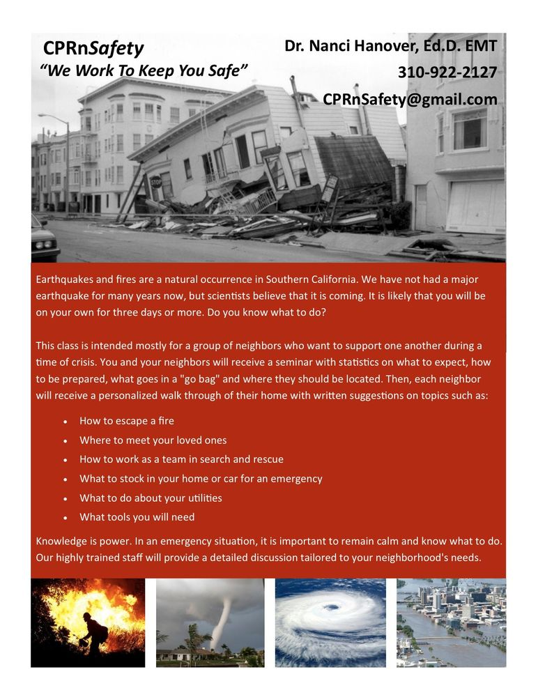 CPRnSafety: Simi Valley, CA