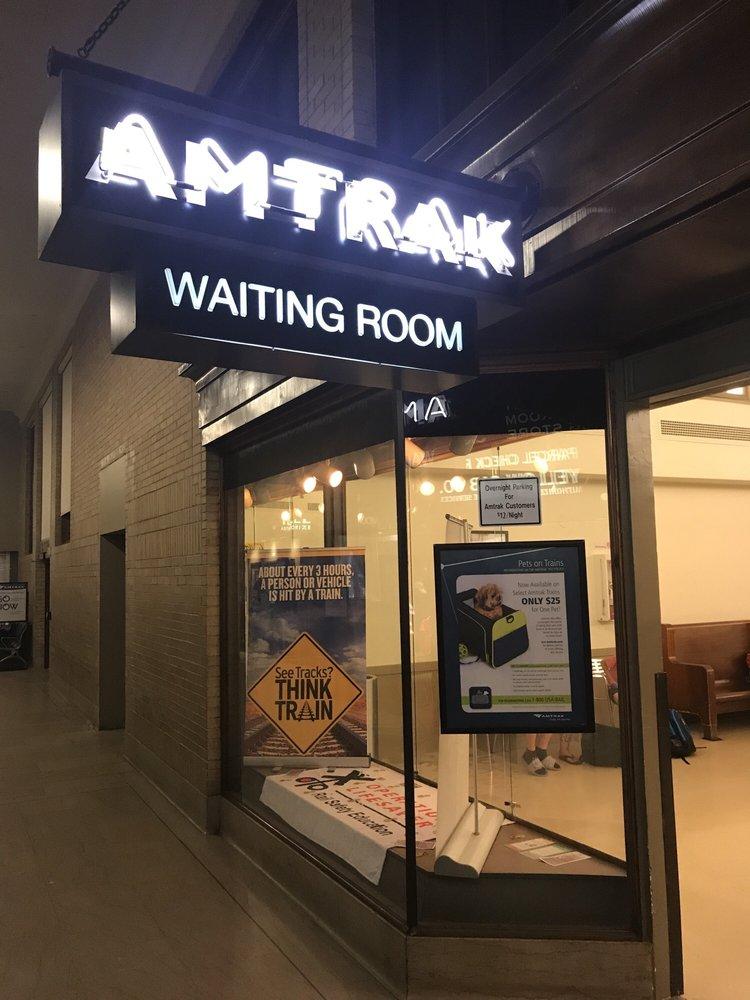 Amtrak: 30 W Pershing Rd, Kansas City, MO
