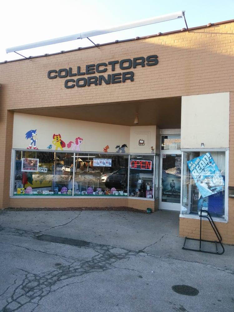Collectors Corner: 4011 Jefferson Ave, Midland, MI