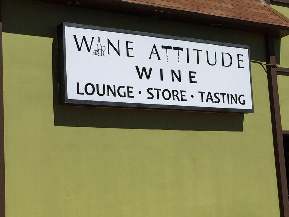 Wine Attitude: 6404 N Mesa St, El Paso, TX
