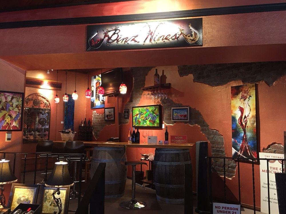 Binz Wines: 14167 Main St, Amador City, CA