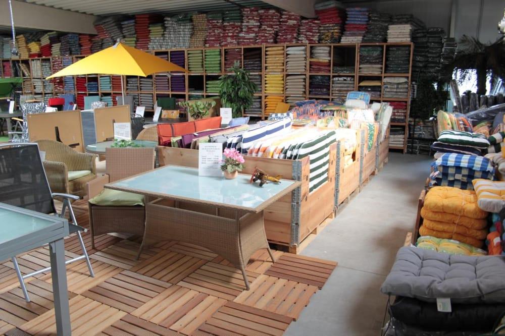 Fotos zu Schnäppchen Outlet Gartenmöbel Auflagen, Schutzhüllen, - Yelp