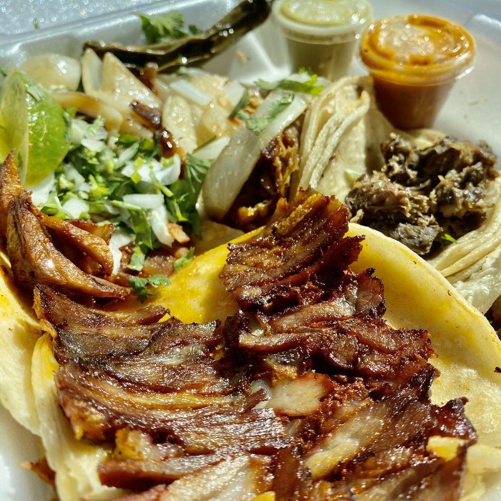 Taqueria Garcia's: 3464 W Campbell Rd, Garland, TX