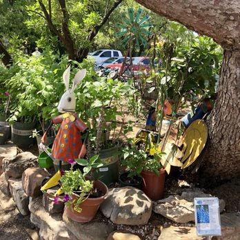 Photo Of Milberger Landscaping San Antonio Tx United States Cute Outside Garden