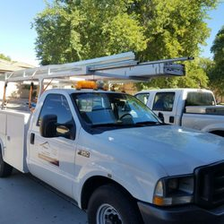 Photo Of Pro Garage Services   Gilbert, AZ, United States. Service Truck  Loaded