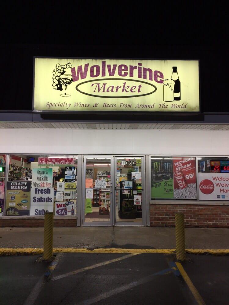 Wolverine's Market: 1360 Michigan Ave, Marysville, MI