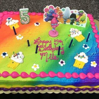 Frys Birthday Cakes