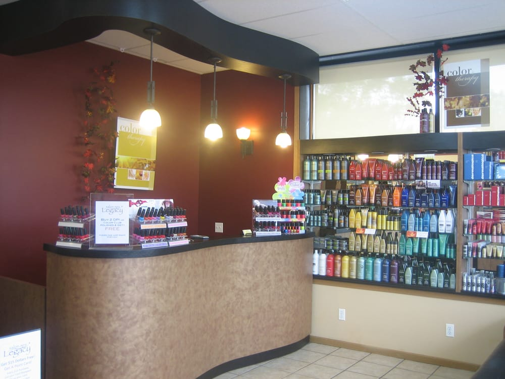 Legacy hair salons 625 w rollins rd round for W salon and spa