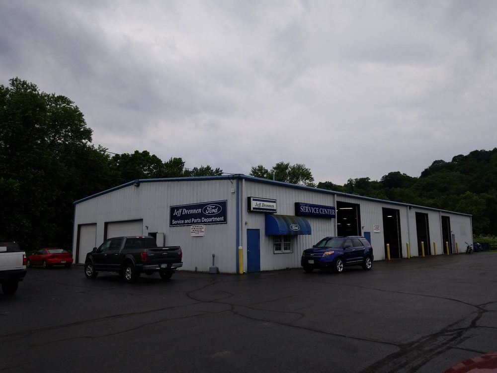 Jeff Drennen Ford - Service Center